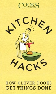 Kitchen Hacks (Front Cover)